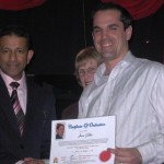 Jason from Melbourne VIC receives Minister Credential