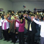 Praying for God's Government and Righteousness to Exalt Australia