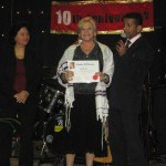 Rachelle from QLD receives Minister Credential