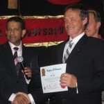 Rick from ACT receives Minister Credential