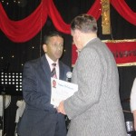 Trevor from NSW received Minister Credential