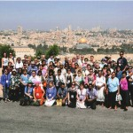 CTFM team in Israel