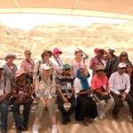 Qumran Caves where Dead Sea Scrolls were found