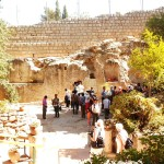 At Garden Tomb of Jesus