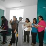 Worshiping Lord at Dilmah Tea Company