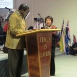 Ps Robert & Evangelist Vera