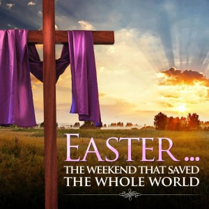 """""""Thank You Lord Jesus Christ for Your Glorious Cross!"""""""