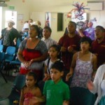 Worshipping King Jesus in QLD