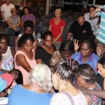 Indigenous people pray for Pr Daniel & RUAP (1)