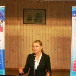 RUAP Vic #2 Senate Candidate Rosalie Costani