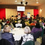 Keynote Speaker Australian Digger speaking at RUAP Campaign meeting in Hallam