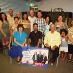Rise Up Australia Party in NT