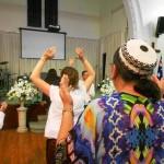Altar call in Perth