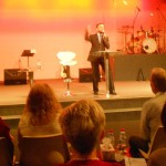 Pr Daniel ministering at Dream Life Centre in Perth