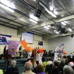 Praise & worship led by Indonesians from Sydney