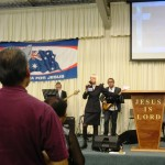 Prayer for Families and Youth led by a Salvation Army Minister