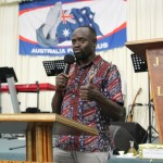 Healing Testimony