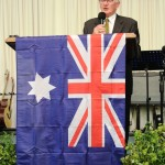 Ps Graeme from a CRC church