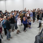 Ps Daniel ministering