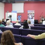 RUAP Daniel Nalliah speaking in Brisbane