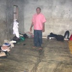 Desperate need for proper accomodation for boy's home