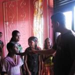 Ps Daniel arrives at Girl's home in SL