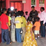 Ps Daniel welcomed at boy's home