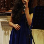 Pas Daniel's daughter Shannen singing special worship song