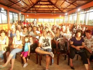 CTFM team at Girl's Home in Sri Lanka