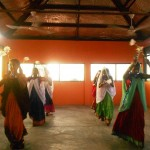 Special worship dance from girls
