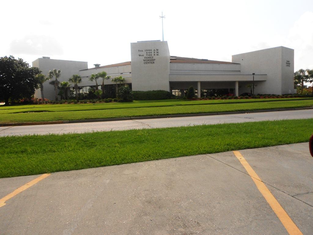 Family Worship Center in Baton Rouge, Lousiana – Pr Jimmy