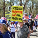 Canberra Rally March to Parliament